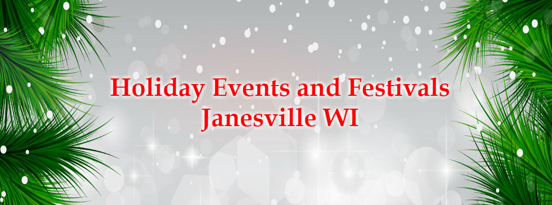 Where to find some Holiday Cheer near Janesville WI