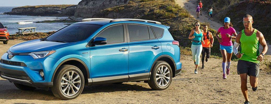 Adjust the Height of the RAV4 and Highlander Power Liftgate