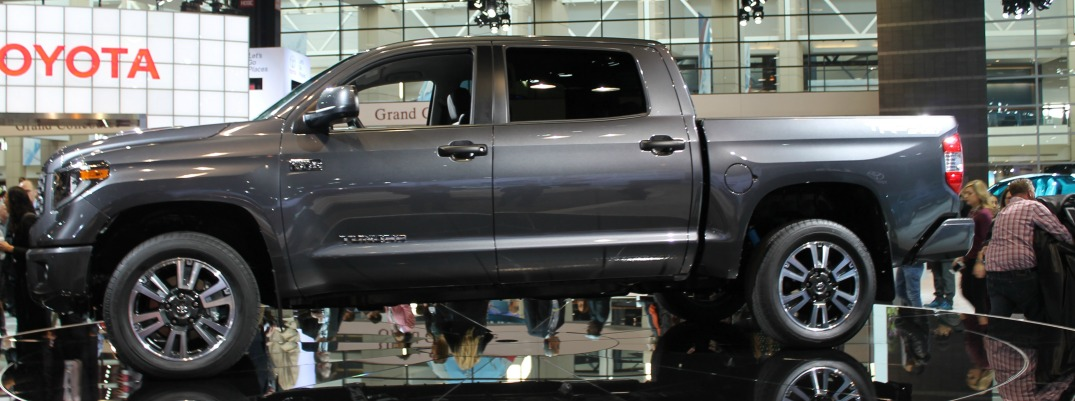 2018 Toyota Tundra TRD Sport Debuts at the Chicago Auto Show