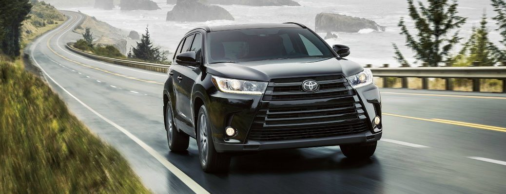 2017 Toyota Highlander Stop and Start Engine System