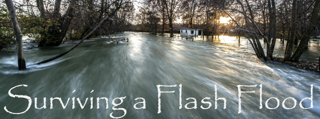 5 Safety Tips for Surviving a Flash Flood