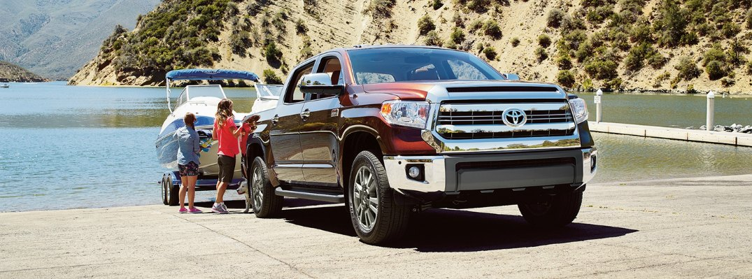 2017 Toyota Tacoma Towing Capacity >> How Much Can The 2017 Toyota Tundra Tow
