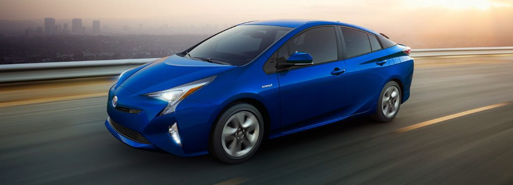 2017 Toyota Prius Safety and Fuel Efficiency