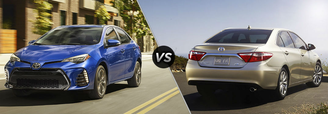 Corolla Vs Camry >> Which Car Should I Buy The 2017 Toyota Camry Or The 2017