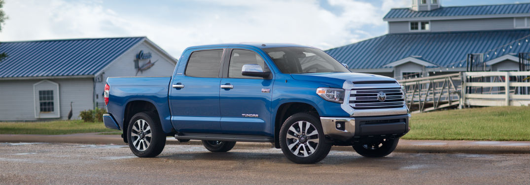 Tundra Towing Capacity >> Peer At The Performance Payload And Towing Specs Of The