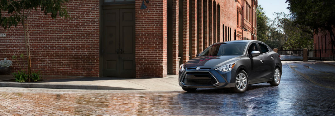 You Will Love the Specs & Features of the 2018 Toyota Yaris iA