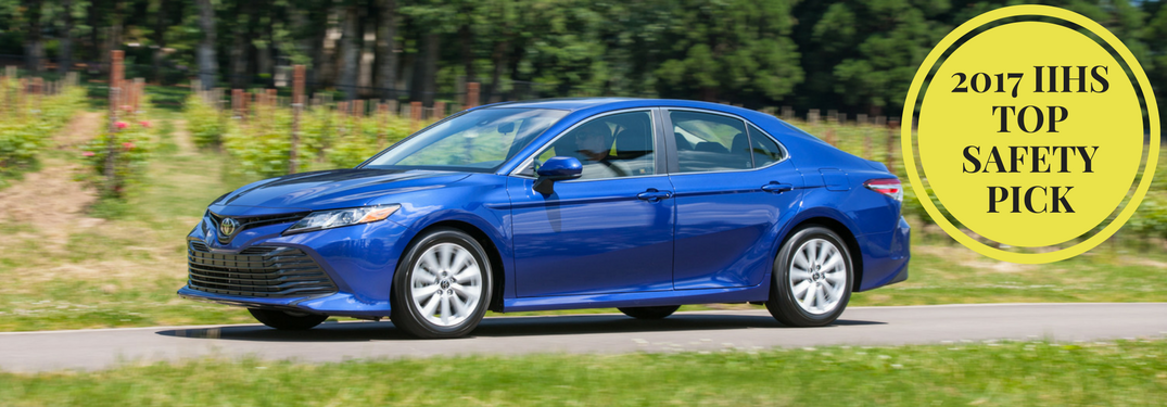 Which Toyota Models Are the Safest?