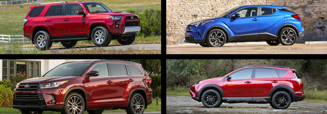 Which Toyota SUV Should I Get?