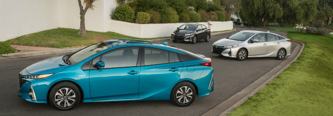 How Efficient is the 2018 Toyota Prius Prime?