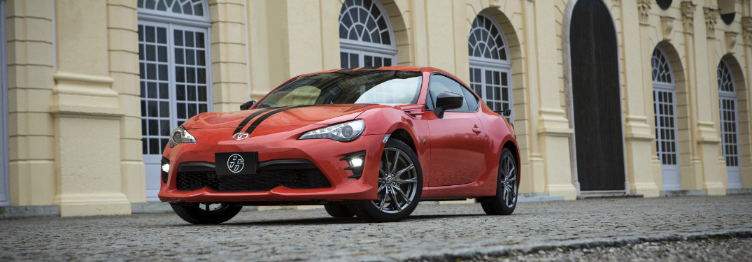 Features and Specs of 2018 Toyota 86