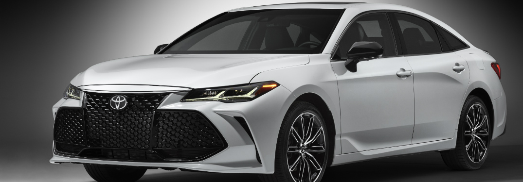 2019 Toyota Avalon Takes Home Award at Texas Show!