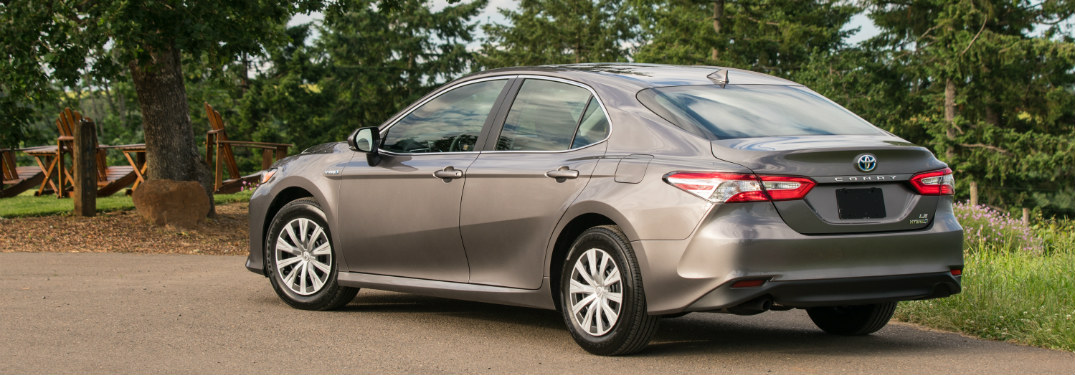 How Efficient is the 2019 Toyota Camry Hybrid?