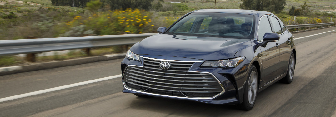 How Much Horsepower Does the 2019 Toyota Avalon Have?