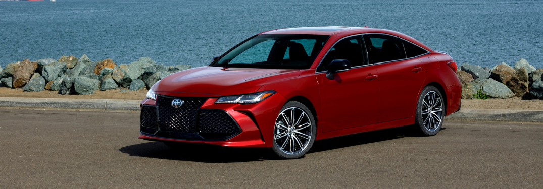 Does the 2019 Toyota Avalon Have Built-in Wi-Fi?