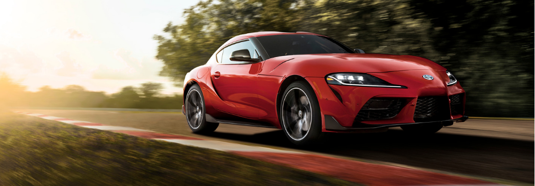 When Will the 2020 Toyota Supra Be Available?