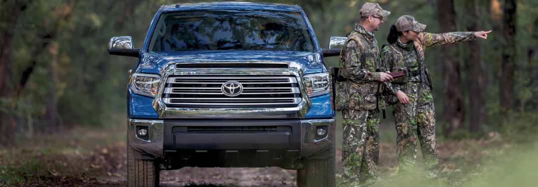 Safety Features Available in the 2019 Toyota Tundra