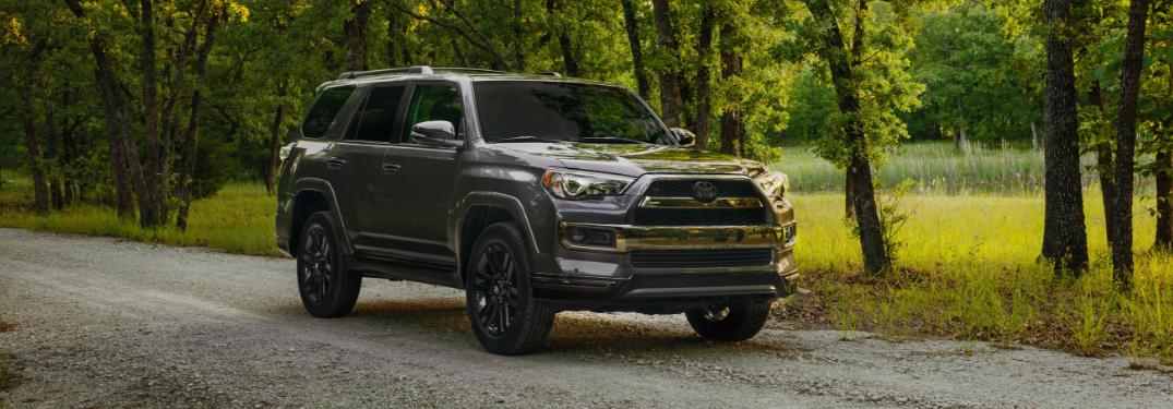 How Much Cargo Can the 2019 Toyota 4Runner Hold?
