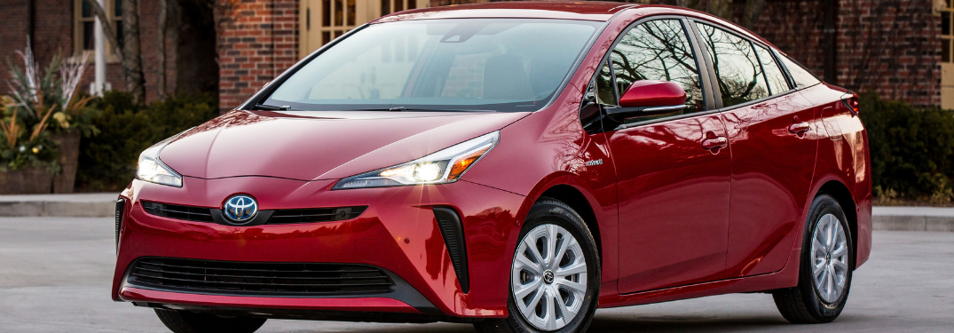 What's New in the 2019 Toyota Prius?