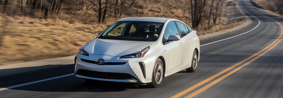 How Efficient is the 2019 Toyota Prius?