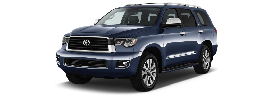How Much Can the 2019 Toyota Sequoia Tow?
