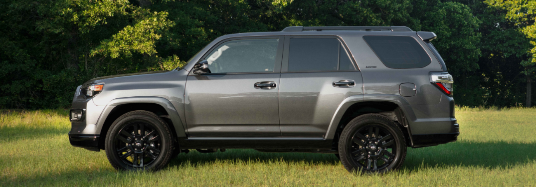 Does the 2019 Toyota 4Runner Have Third-Row Seating?