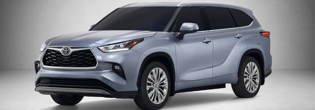 When Will the 2020 Toyota Highlander Be Available?