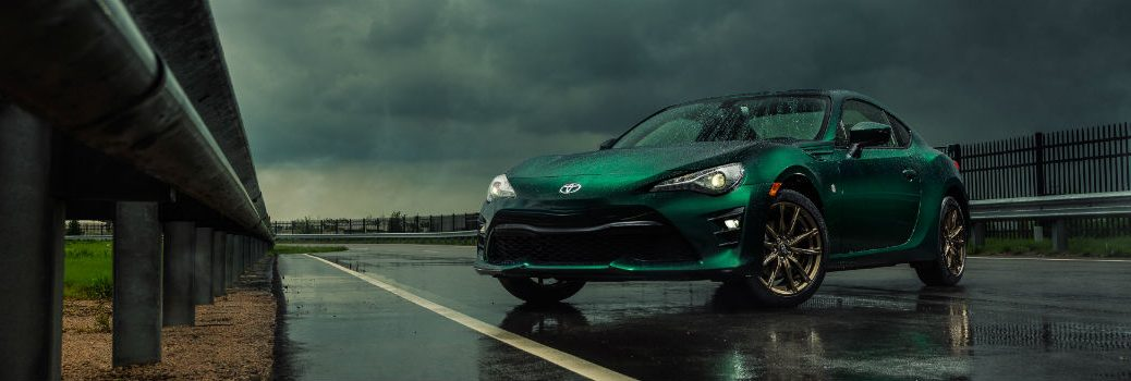 2020 Toyota 86 Hakone Edition Exterior Driver Side Front Profile