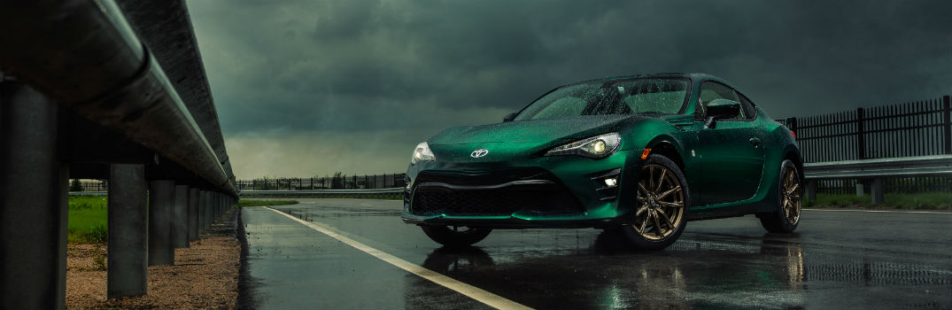 What is the 2020 Toyota 86 Hakone Edition?