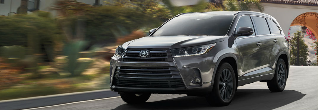 Long list of innovative features helps give new 2019 Toyota Highlander a top safety rating for passenger protection