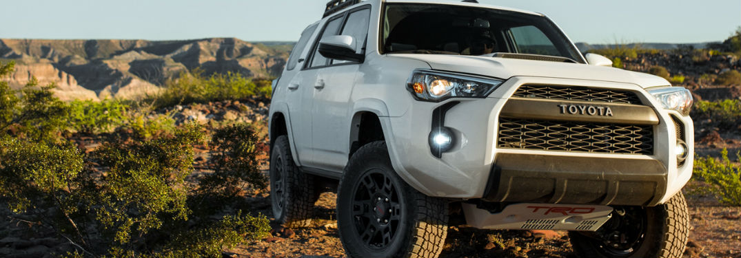 Impressive features and options list in new 2019 Toyota 4Runner help make it a top pick for new SUV
