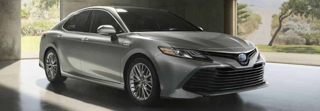 Two available engine options give you the choice of how much horsepower and torque you want in your new 2019 Toyota Camry