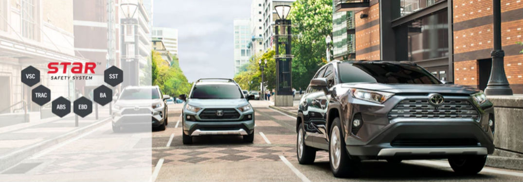 2019 Toyota RAV4 earns impressive safety rating thanks to strong list of innovative technology features