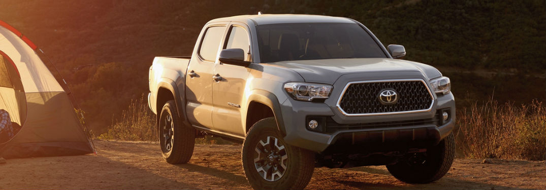Strong list of standard features and available options helps make 2019 Toyota Tacoma a top pick for new pickup truck