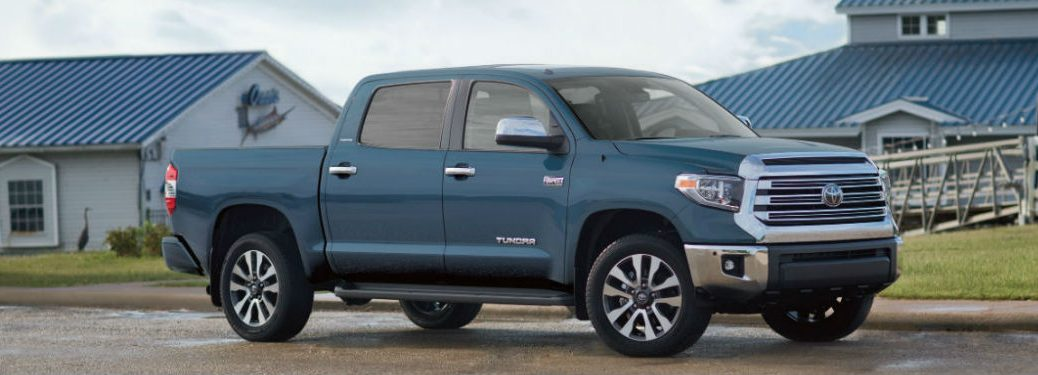 2019 Toyota Tundra side profile