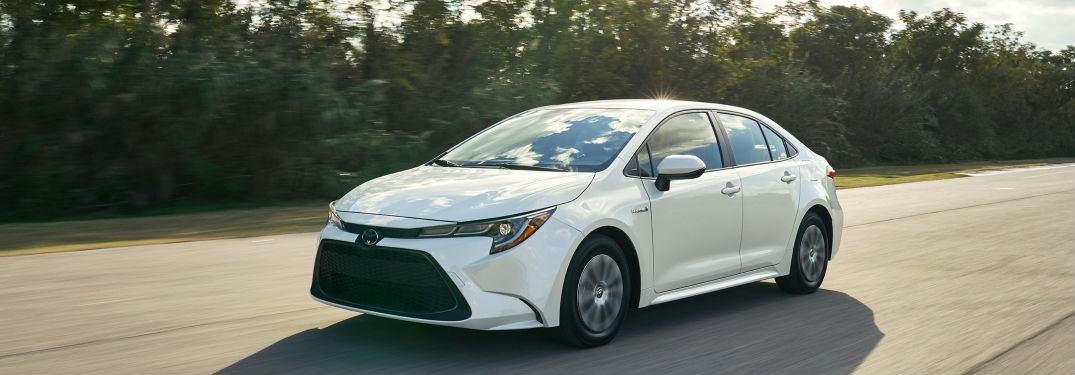 Long list of innovative safety features in the 2020 Toyota Corolla provides drivers with the protection they need on the road