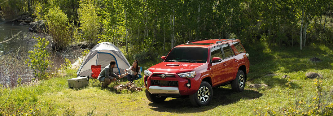 Instagram offers closer look at off-road capability and style of the Toyota 4RUnner SUV