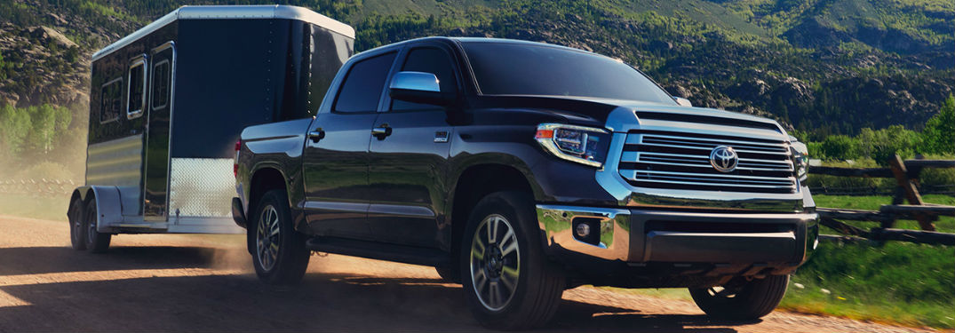 Powerful engine in new 2020 Toyota Tundra delivers incredible horsepower and torque