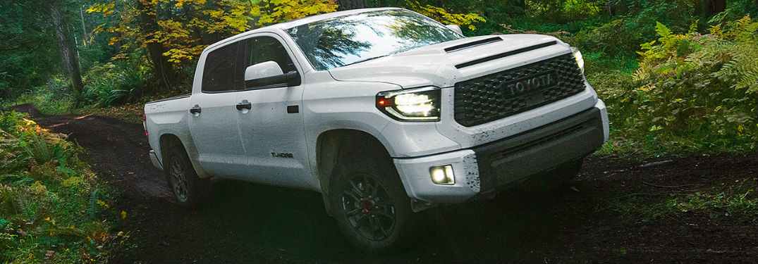 Toyota Tundra shows off its power, capability and style in 6 Instagram photos