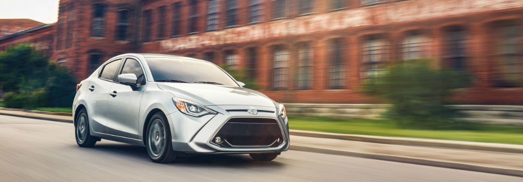 Fuel economy rating of the 2020 Toyota Yaris impresses new car shoppers