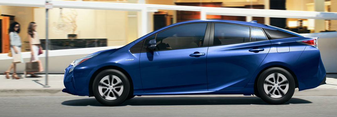 Top 6 photos of the Toyota Prius on Instagram