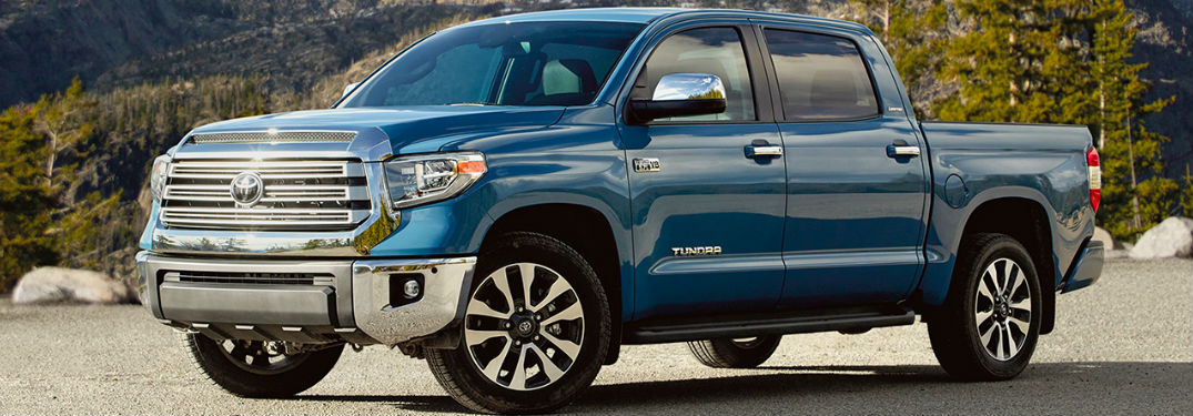 What exterior colors is the 2020 Toyota Tundra available in?