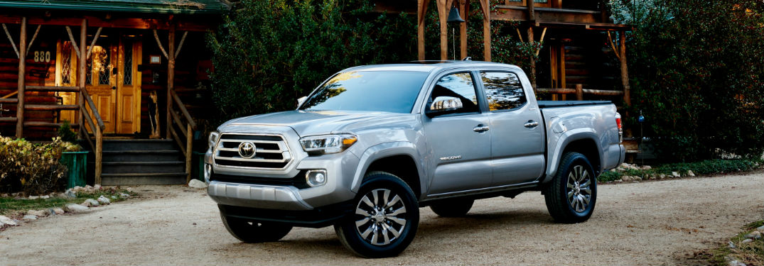 Incredible list of technology and comfort features available in new 2020 Toyota Tacoma pickup truck