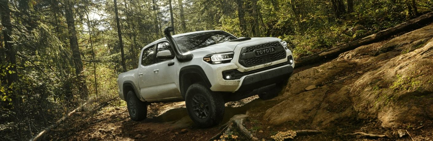 2020 Toyota Tacoma TRD Technology Explained by Toyota Engineers