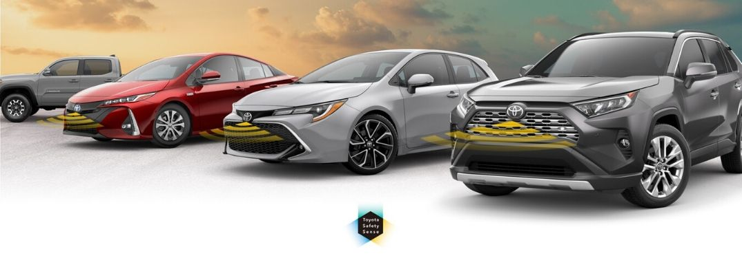 What Awards Have 2020 Toyota Models Won?