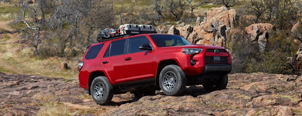 Check out the Entertainment Systems offered in the 2020 4Runner!