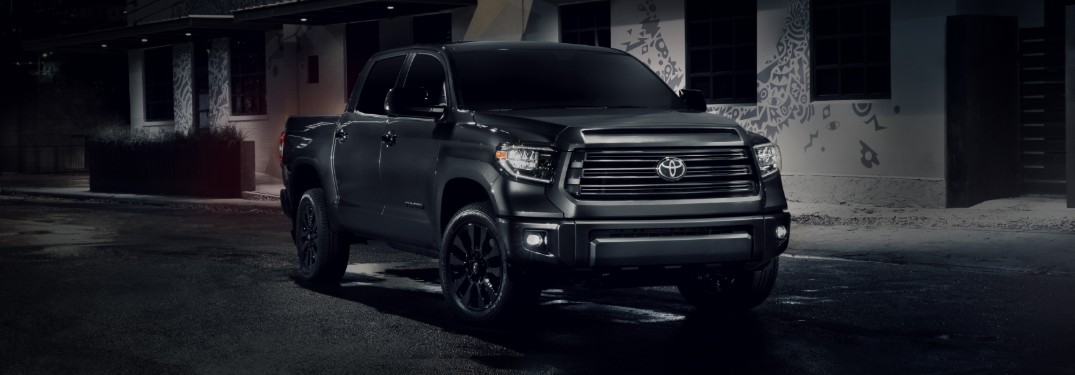 The 2021 Toyota Tundra receives updates to performance and two special editions