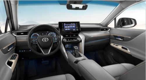 2021 Toyota Venza Boulder Softex special package only