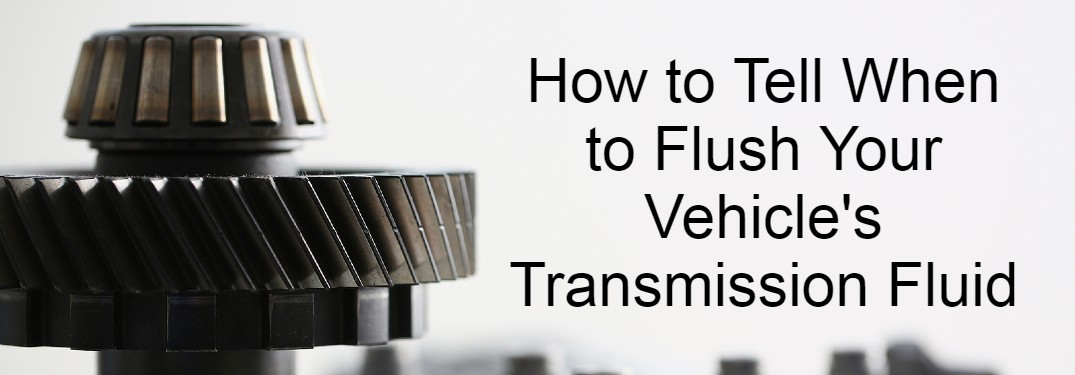 How to Tell When Transmission Fluid Needs to be Flushed