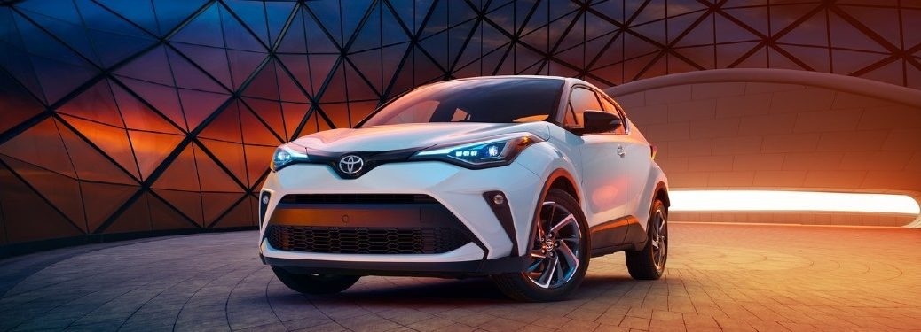 2020 Toyota C-HR from exterior front