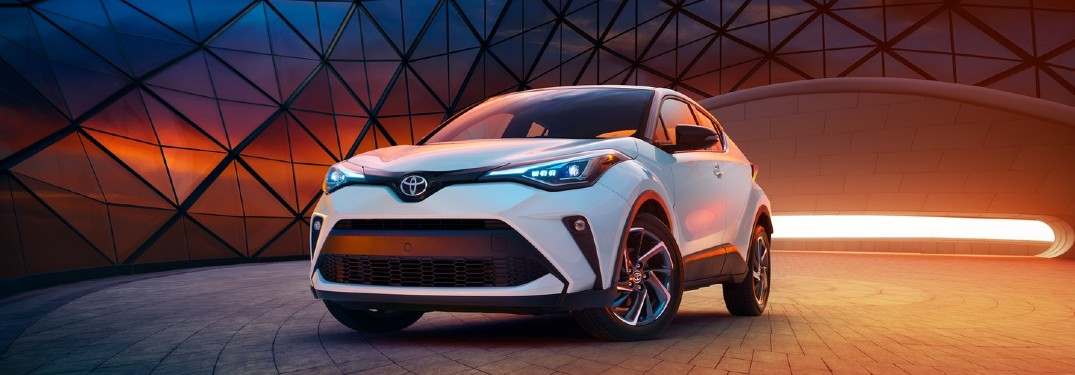 Expand your horizons with a stylish, tech-packed crossover SUV